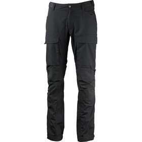 Lundhags M's Authentic II Pants Short/Wide Granite/Charcoal